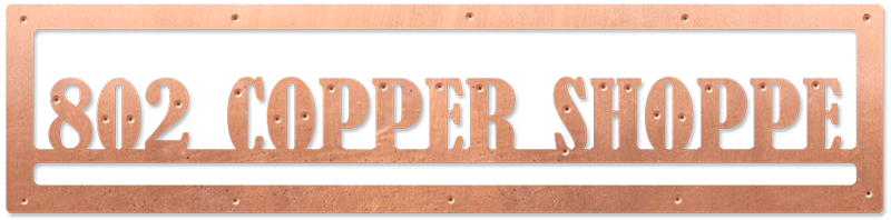 802 Copper Shoppe